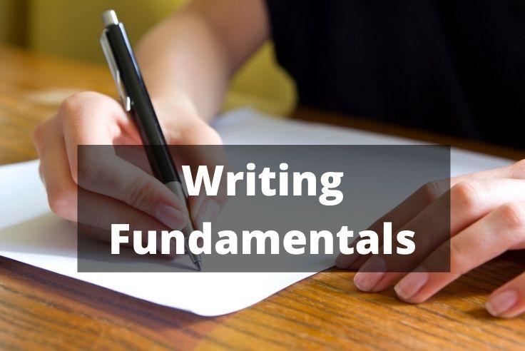 Writing Fundamentals